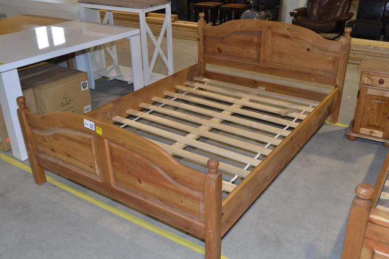Bed lichtbruin persoonsbed cm futonbed japans
